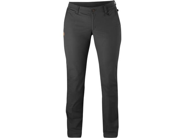 Fjällräven Abisko Spodnie Kobiety, dark grey